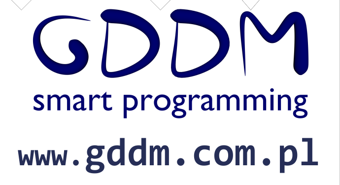 GDDM logo